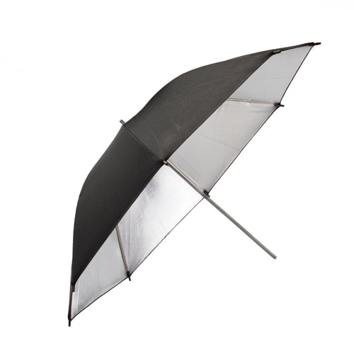 PRO WEEKENDER UMBRELLA - BLACK/SILVER 45