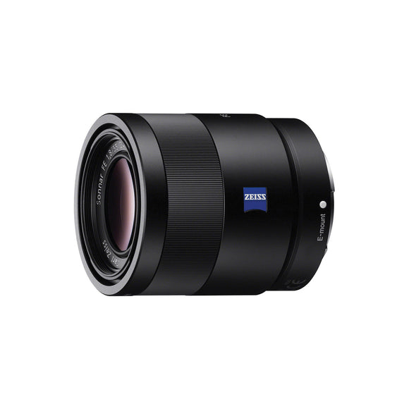 Sony Lens 55mm f/1.8 FE Zeiss Rental - Provo