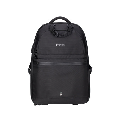PRO BACKPACK - ROLLERBACK MEDIUM BLACK (1812)