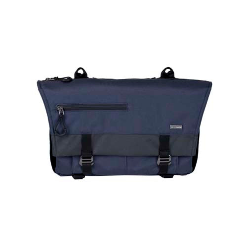 PRO CAMERA BAG Jasper Medium Satchel - Midnight Blue