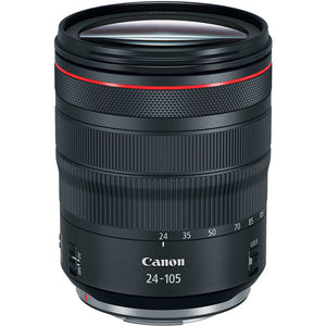 Rental Canon RF 24-105mm f/4L IS USM Lens SLC