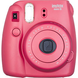 PRO FUJI INSTAX MINI 8 CAMERA - RASPBERRY D