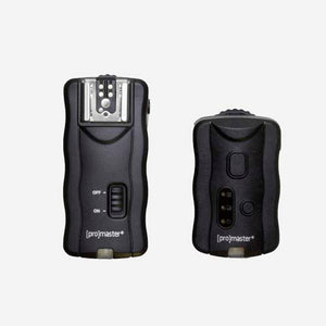 PRO REMOTE FLASH TRIGGER SYSTEM (W/1 RECEIVER)
