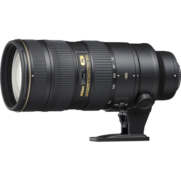 Nikon 70-200mm F2.8 Rental Orem