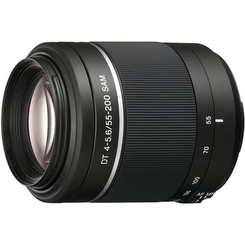 SONY LENS 55-200MM F/4-5.6 DT A-MOUNT (APS-C)