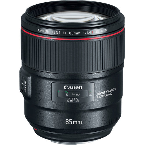Canon 85mm 1.4L IS USM