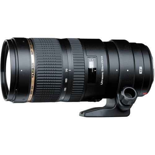 RENTAL - TAMRON LENS 70-200MM F/2.8  SP DI VC USD - CANON (SN: 021137)