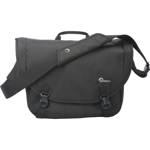 LOWEPRO SHOULDER BAG - PASSPORT MESSENGER - BLACK D