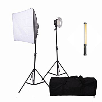 Pro VL800 2-Light Video LED Kit + LED Light Wand Rental - Provo