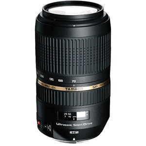 TAMRON LENS 70-300MM F/4.5-5.6 SP AF DI VC USD XLD (IF) - CANON