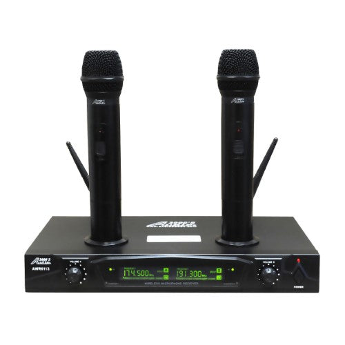 Audio 2000's Wireless Handheld Microphone