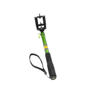 PRO SELFIE STICK TWIST GREEN