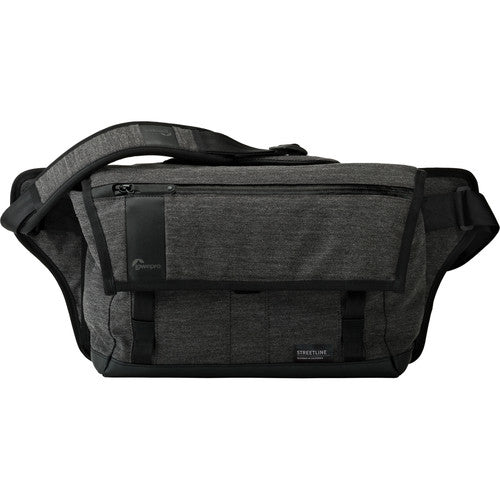 LOWEPRO SHOULDER BAG - STREETLINE SH 140 - CHARCOAL/GRAY (LP36945) D