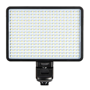 Pro LED-320SS Plus Super Slim Rechargeable LED light - Daylight (7741)
