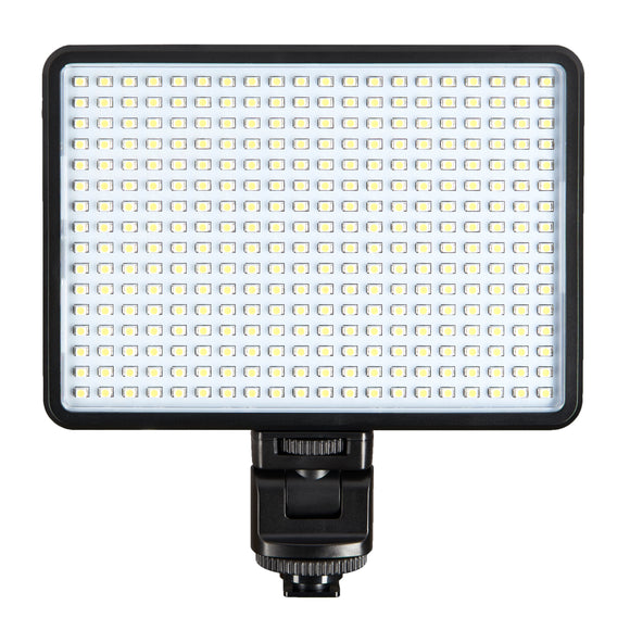 Pro LED-320SS Plus Super Slim Rechargeable LED light - Daylight