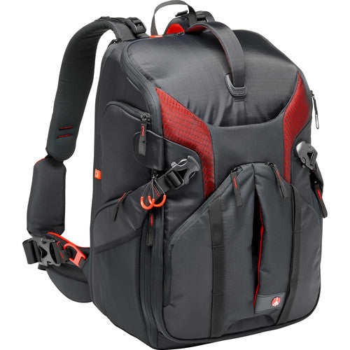 MANFROTTO BACKPACK - PRO LIGHT 3N1-36 BLACK