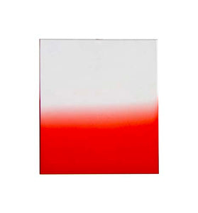 PRO VECTRA SQUARE FILTER GRADUATED ND - P-SIZE (9587) RED