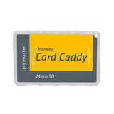 PRO MEMORY CARD CADDY - MICRO SD