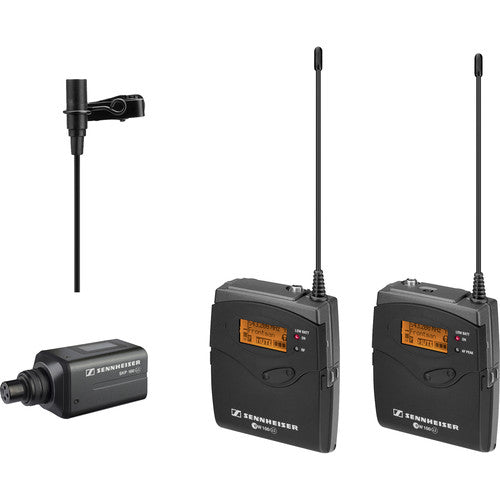 Rental Sennheiser wireless Lav set w/XLR transmitter - Provo