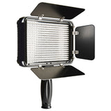PRO LED 504D SPECIALIST CAMERA/VIDEO LIGHT W/BARNDOORS (7509, DAYLIGHT)
