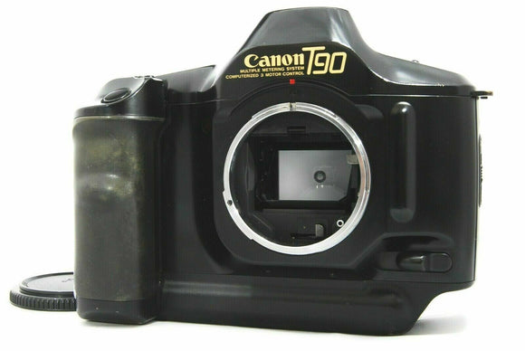 Canon top manual focus film camera from the 90's