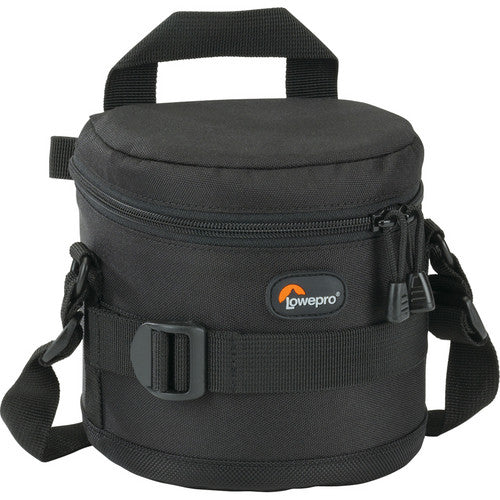 LOWEPRO LENS CASE 11x11CM BLACK