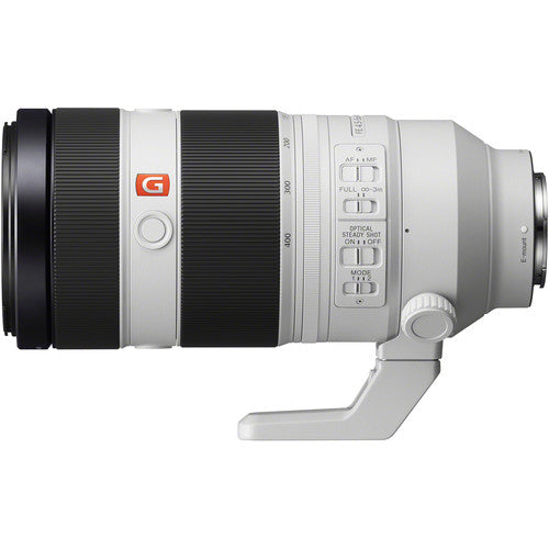 Sony FE 100-400mm f/4.5-5.6 GM OSS Lens Rental