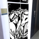 4 Gospels Utility Cabinet Art (4pieces) - LA31 Store