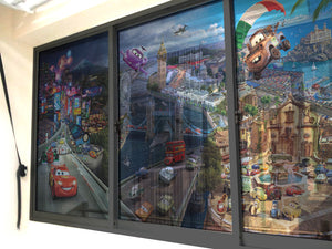 Cars Windows & Glass Art - LA31 Store
