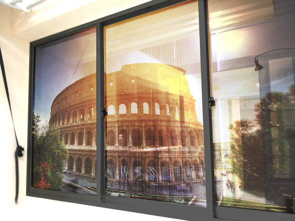 The Colosseum Windows & Glass Art - LA31 Store