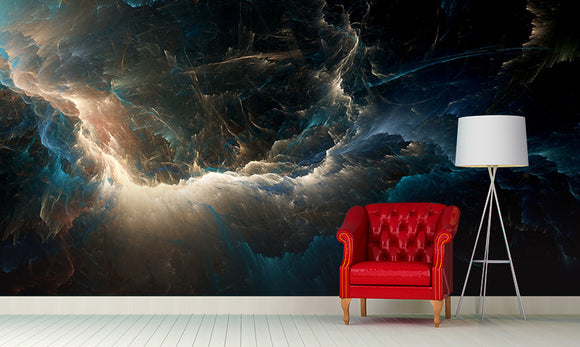 Dark Dimension Wall Mural Art - LA31 Store