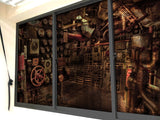 Engine Room Windows & Glass Art - LA31 Store