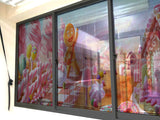 Gingerbread Man in Candyland Windows & Glass Art - LA31 Store