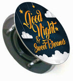 Goodnight & Sweet Dreams Residential Door Art - LA31 Store