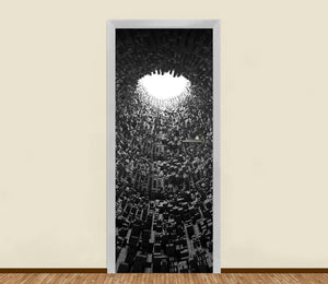 Inception Residential Door Art - LA31 Store