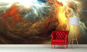 Infinity Dimension Wall Mural Art - LA31 Store