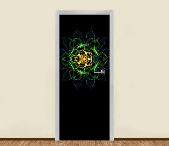 Infinity Type1 Residential Door Art - LA31 Store