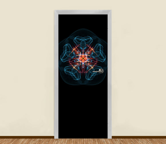 Infinity Type3 Residential Door Art - LA31 Store