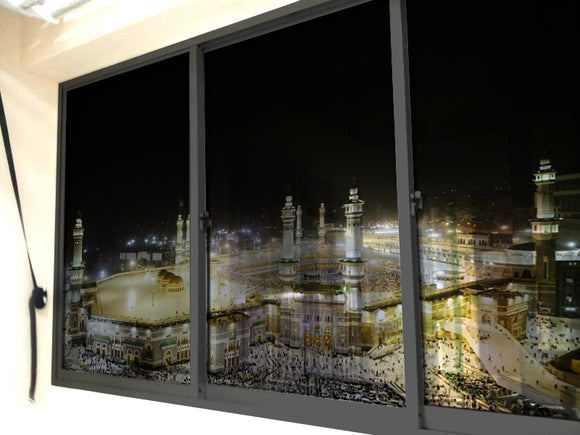 Holy City of Mecca Windows & Glass Art - LA31 Store