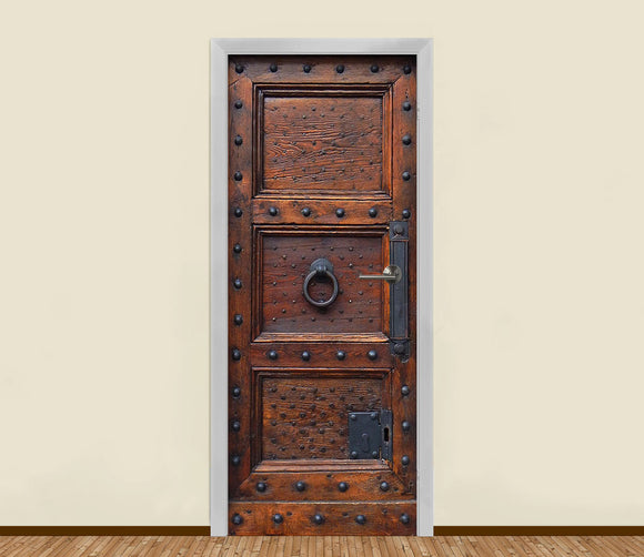 Medieval Type 1 Residential Door Art - LA31 Store