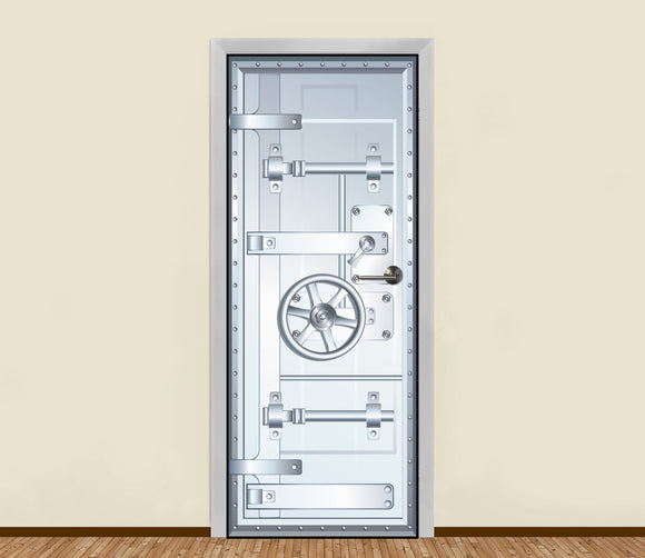 Vault Safe Residential Door Art - LA31 Store