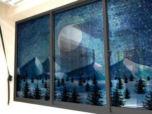 Winter Mountain Windows & Glass Art - LA31 Store