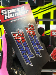SPEED HUNTER - JOHOR  STICKER 2 PAIR