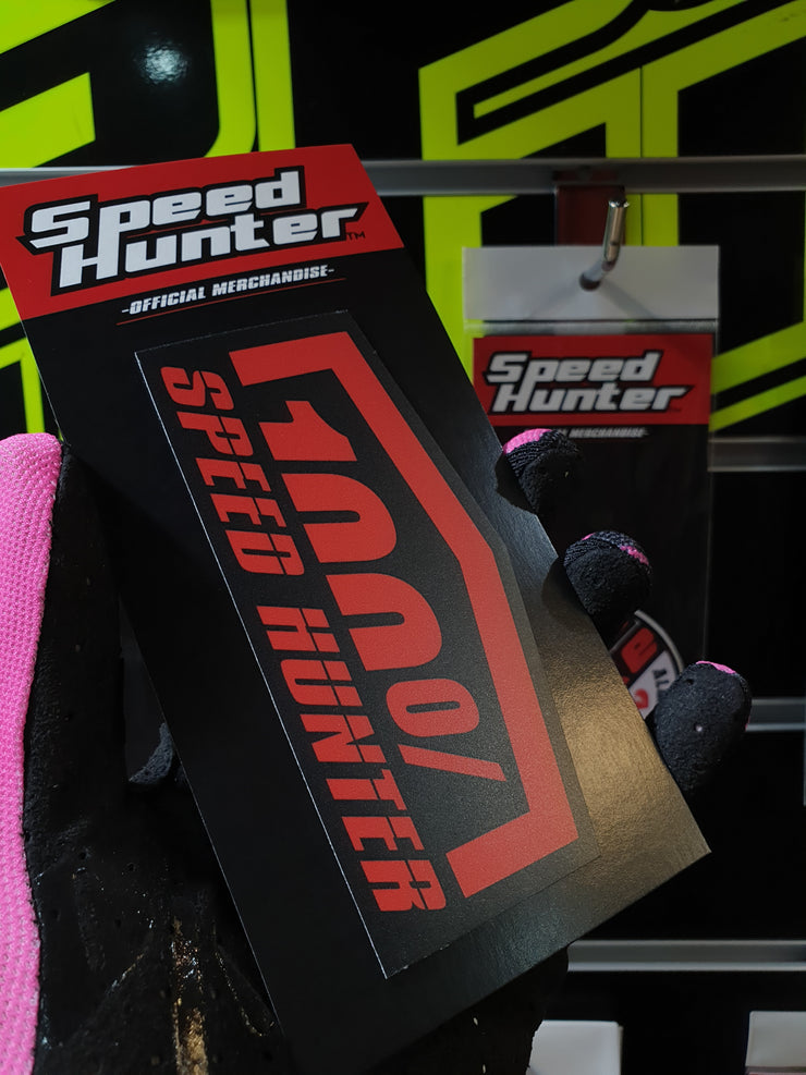 SPEED HUNTER - CAGE - RED