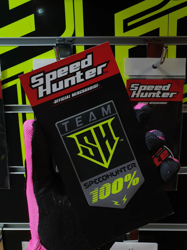 SPEED HUNTER - TEAM  - NEON YELLOW