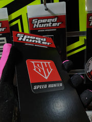 SPEED HUNTER -SH LOGO - RED
