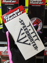 SPEED HUNTER - SH LOGO BLACK- DIE-CUT