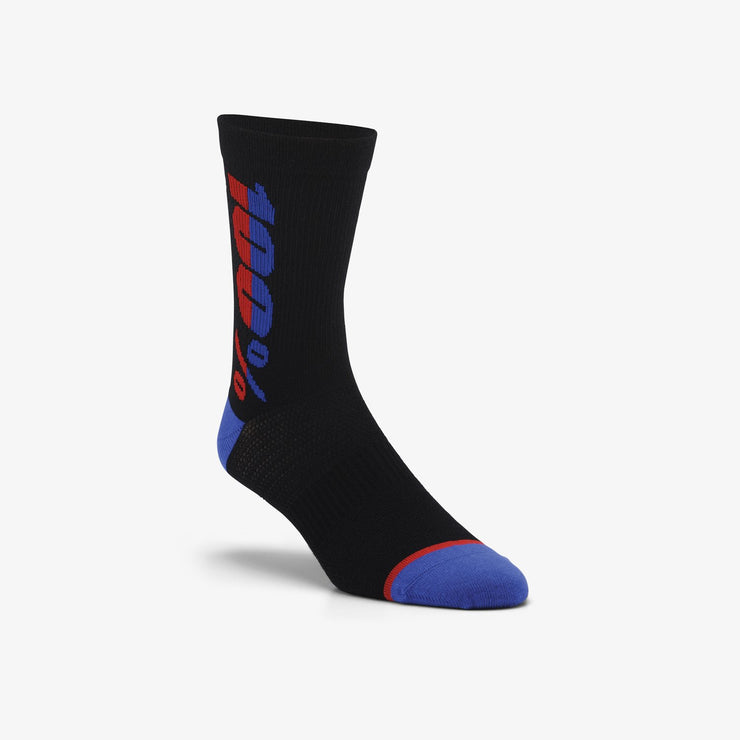 100% - RYTHYM Merino Wool Performance Black