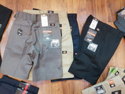 DICKIES 850 SLIM/REGULAR FIT TWILL SHORT - BLACK - Speed Hunter SG