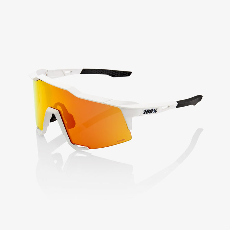 SPEEDCRAFT® Off White HiPER® Red Multilayer Mirror Lens + Clear Lens Included